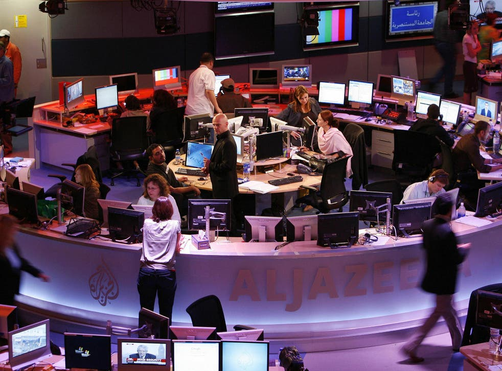 The present Al Jazeera is the orphan stepchild of the earlier BBC version which the Saudis head-chopped from the air waves more than two decades ago