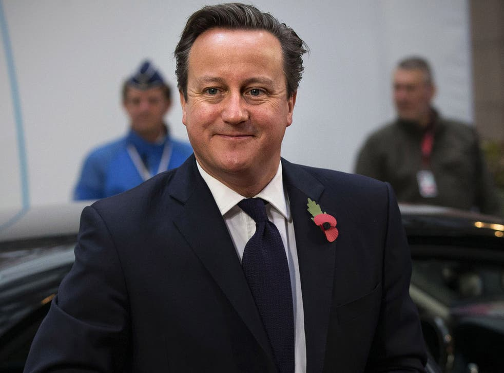 David Cameron: 'One day I want to hear that title 'Prime Minister' followed by a British Asian name'