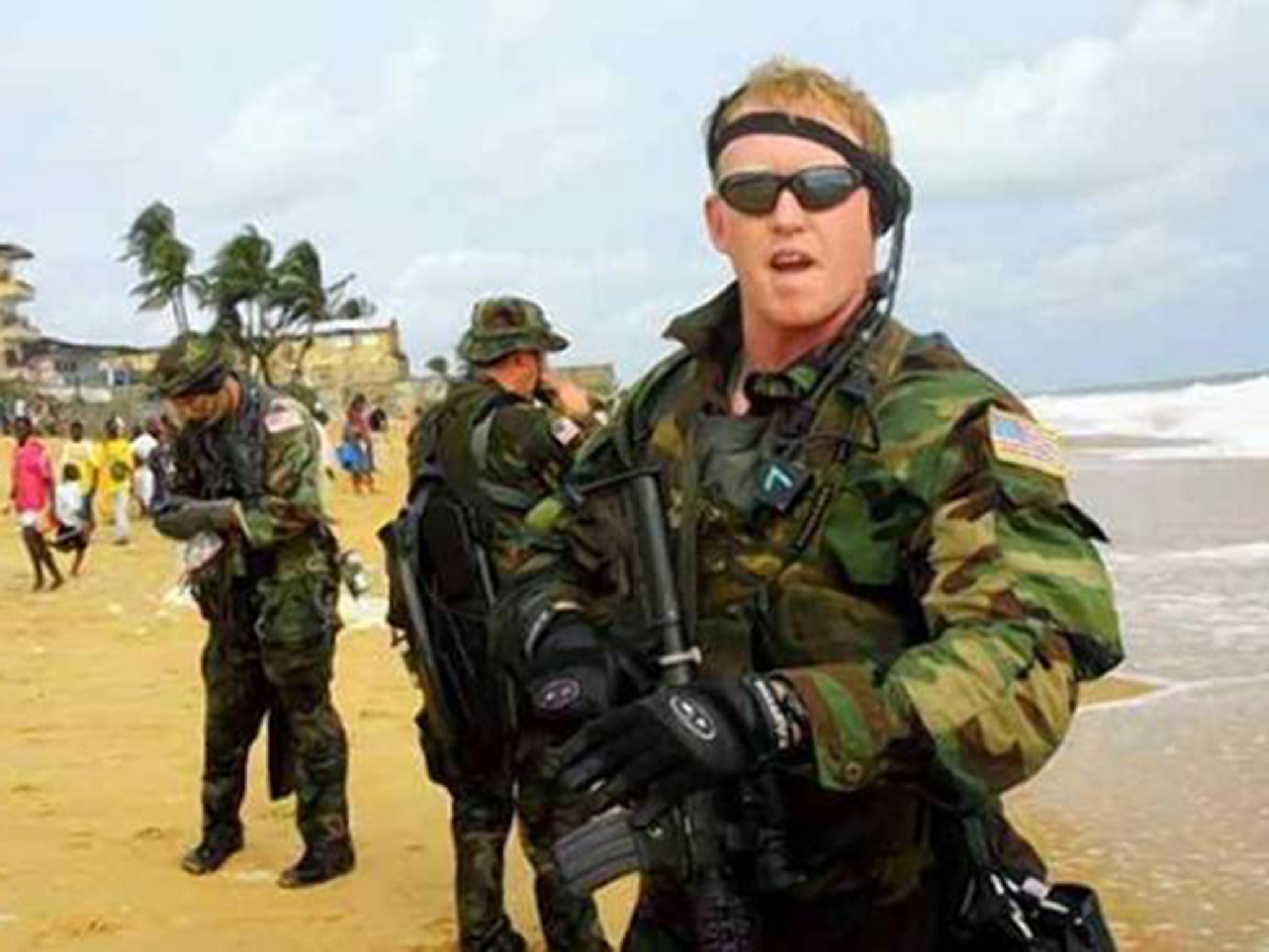 Rob O'Neill: US Navy Seal who shot Osama Bin Laden outed