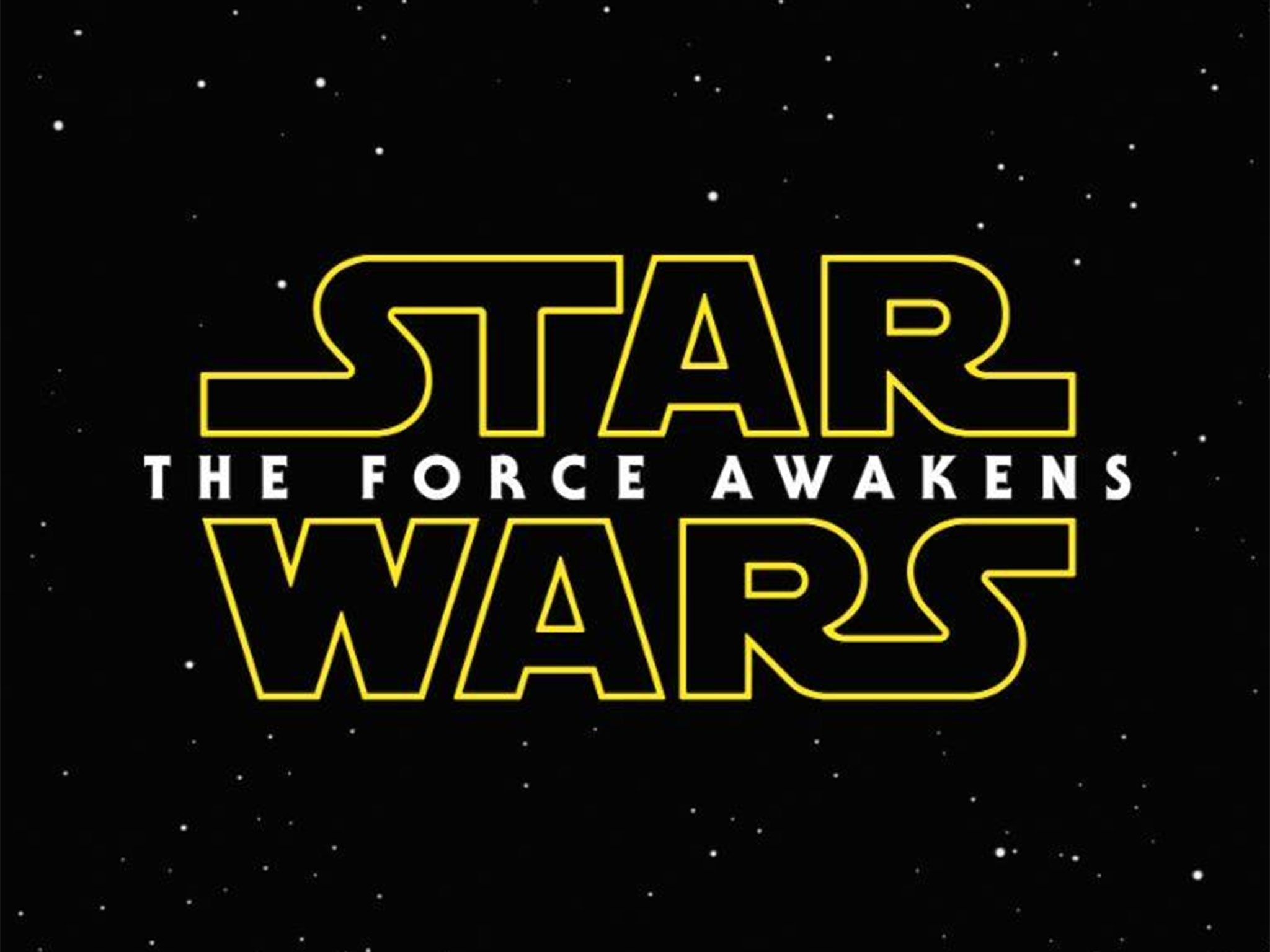 star wars 7 movie title confirmed as star wars the force