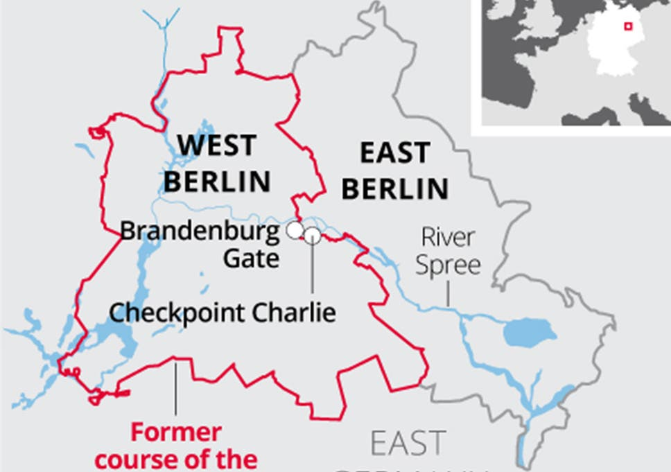 Berlin Wall What You Need To Know About The Barrier That Divided