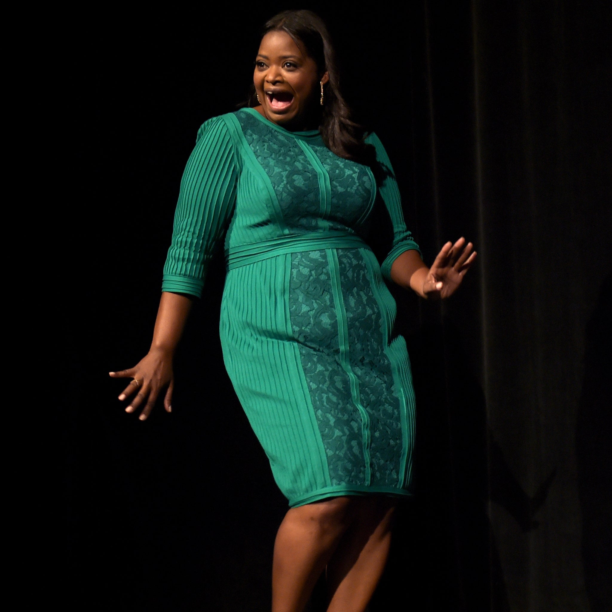 Octavia Spencer interview: The Help star and Oscar winner ... Was Octavia Spencer In The Help