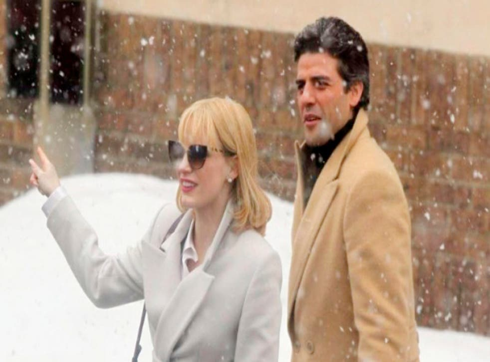 Jessica Chastain in J.C. Chandor's A Most Violent Year