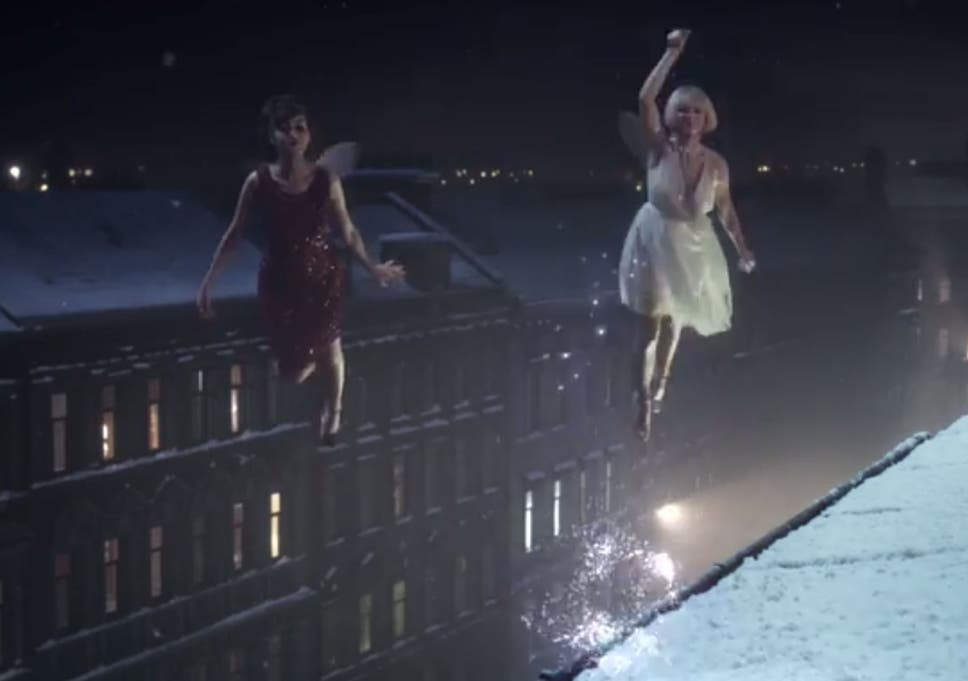 magic and sparkle bring christmas cheer to the country in the marks and spencer christmas ad - Best Christmas Commercials