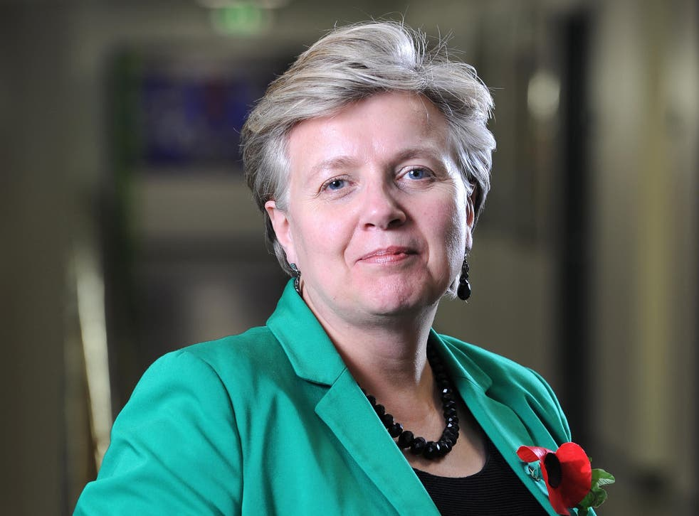 Bradford headteacher Elizabeth Churton says her policy on uniform is about teaching students to follow rules