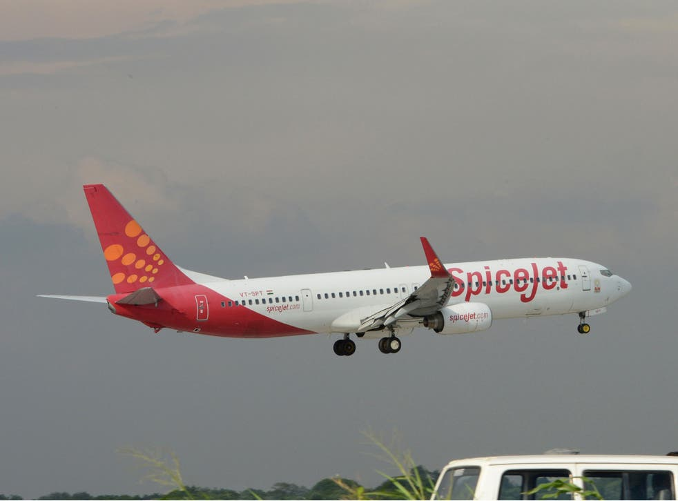 SpiceJet is India's largest low-cost airline