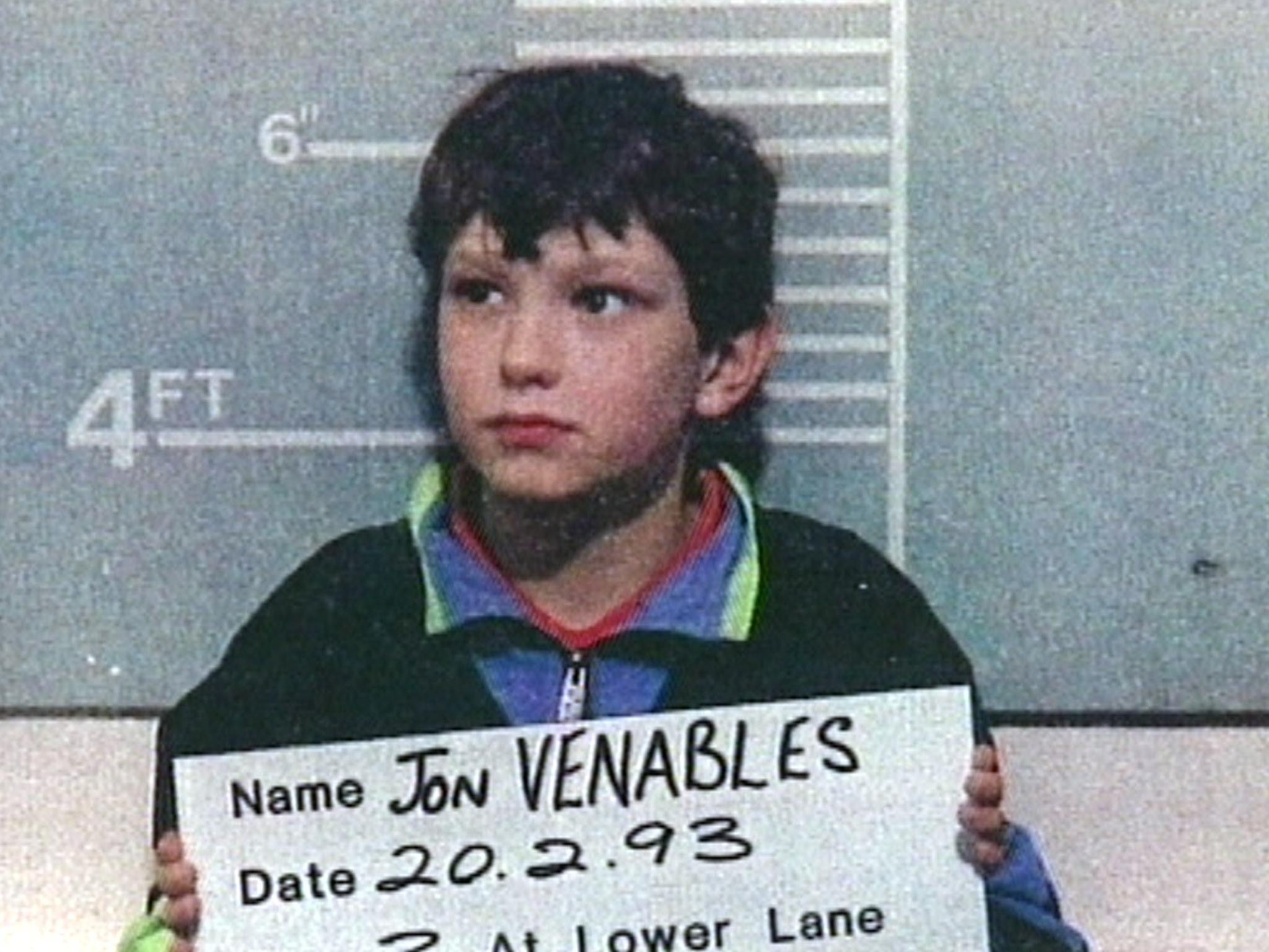 Jon Venables: James Bulger killer \'back in prison after being caught ...