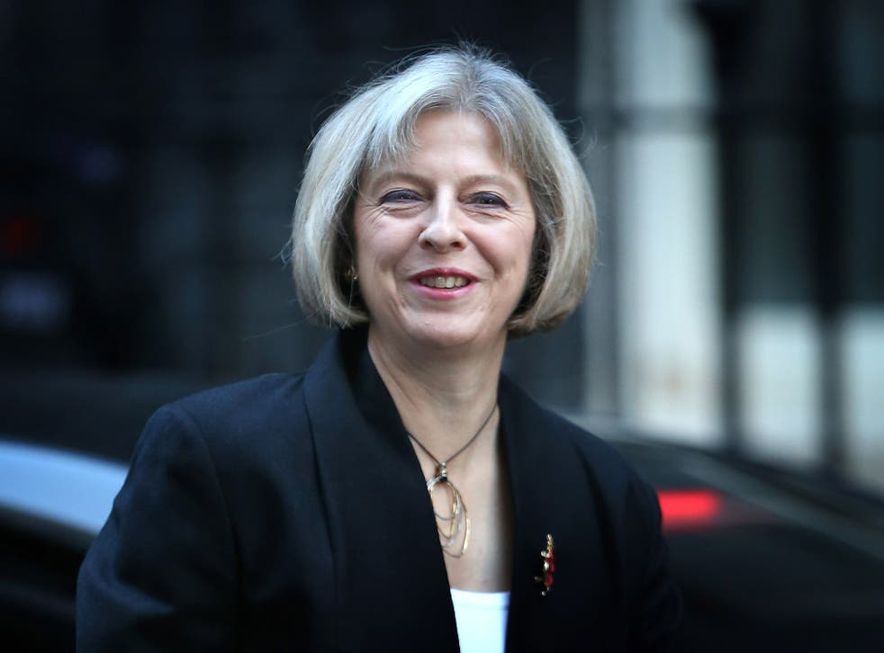 Theresa May: Angling to minimise a Tory rebellion