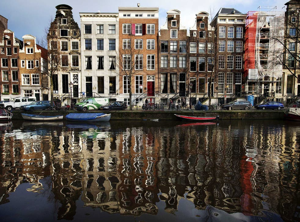 Amsterdam is attracting British buyers