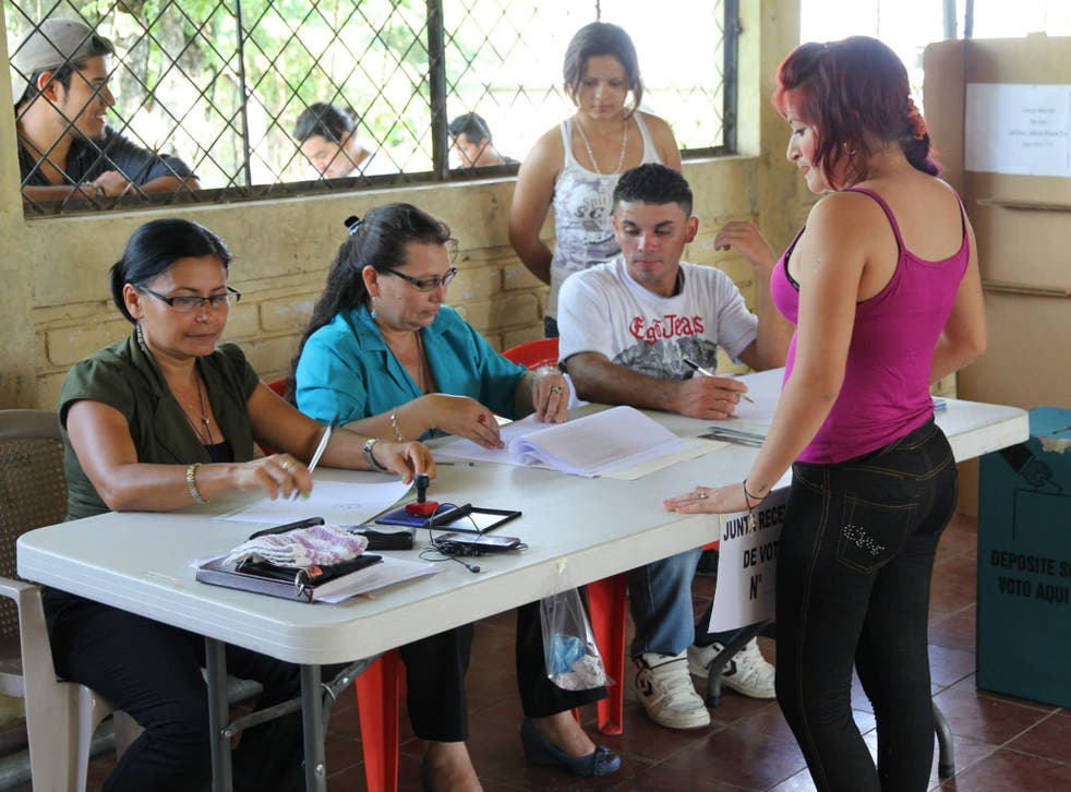 September's vote in Chalatenango