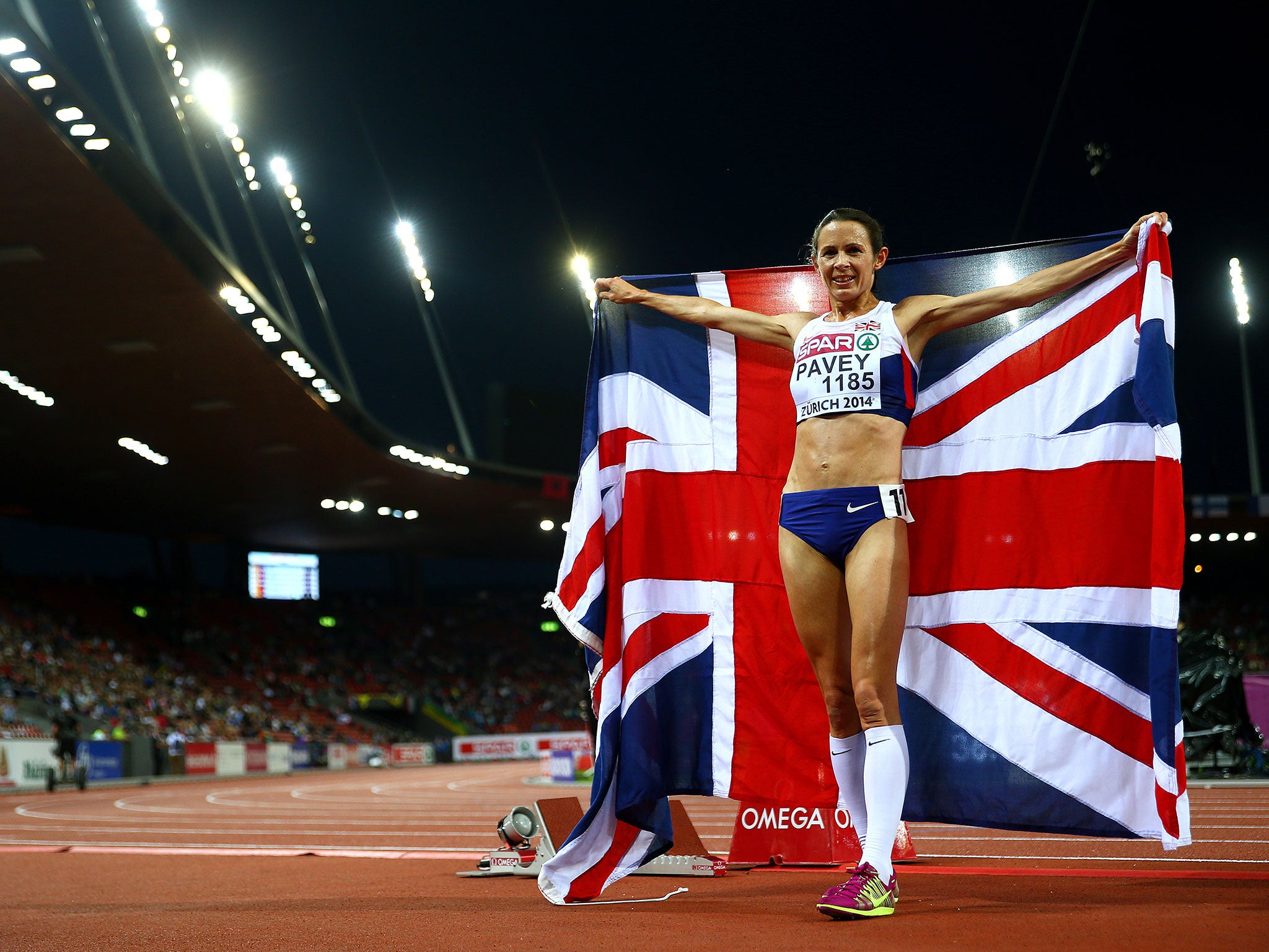 British Athlete Says 10000m Race Was Craziest Ive Ever Done