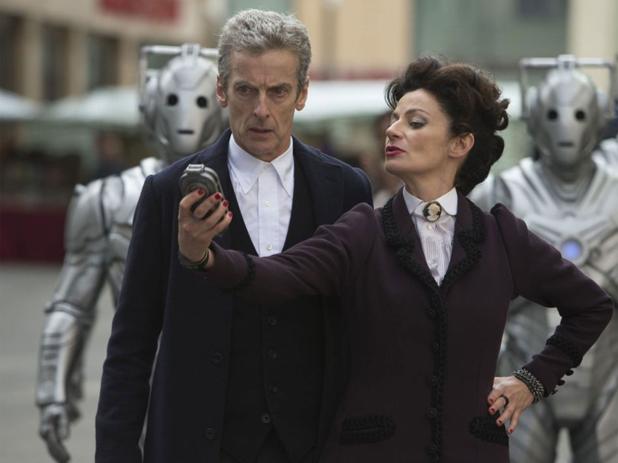 Doctor Who will continue for another five years at least, says Steven Moffat