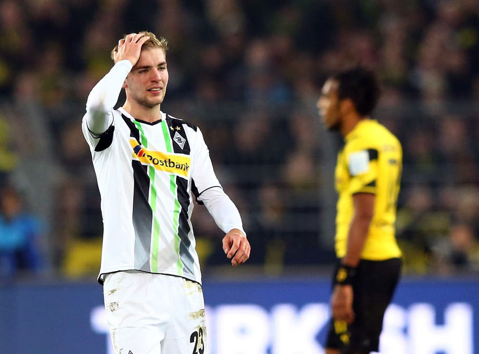 Christoph Kramer can't believe his luck
