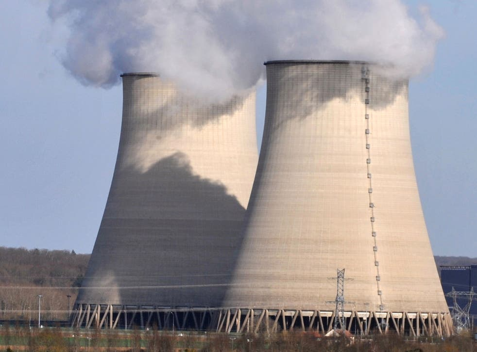 The three people arrested preparing to fly a drone over the nuclear plant at Belleville-sur-Loire are not thought to be part of the team that co-ordinated five flights in six hours