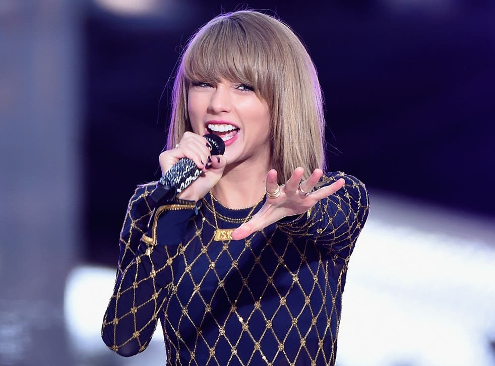 The channel will kick off with music from Taylor Swift