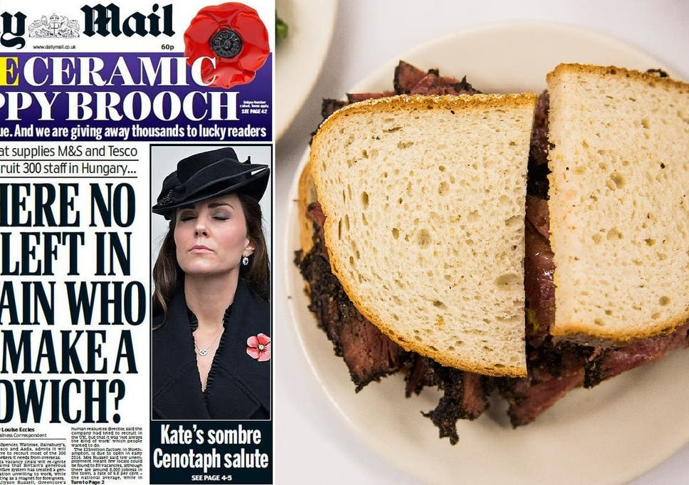 No One Left In Britain Who Can Make A Sandwich How To Make
