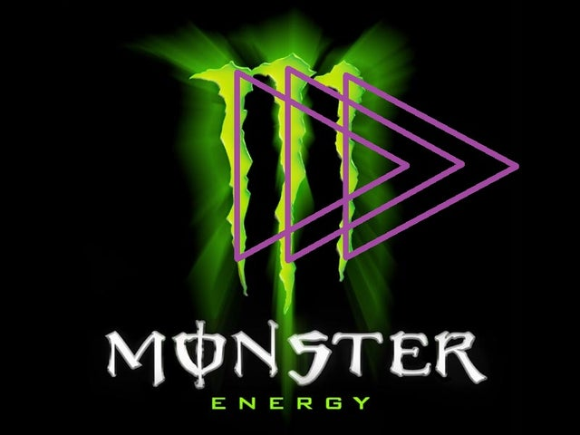 Monster drink symbol 666