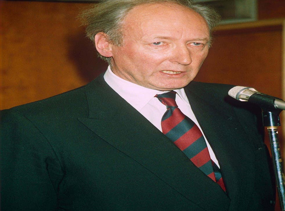 Algy Cluff, former owner of 'The Spectator', is CEO of the firm behind the plan