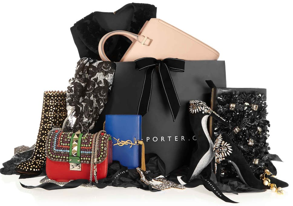 02818588bb33 Net-a-porter launches fantasy gifts including an endless shopping bag and  new shoes every week for a year