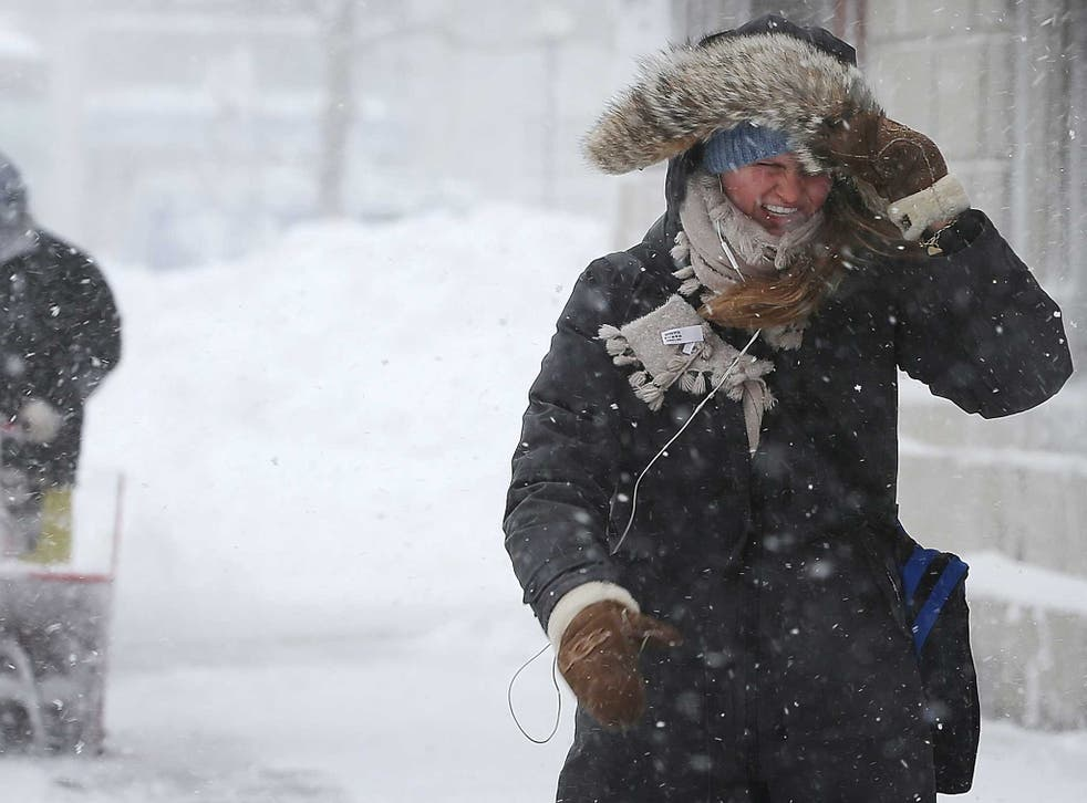Snow is forecast across northern England, Scotland and Northern Ireland