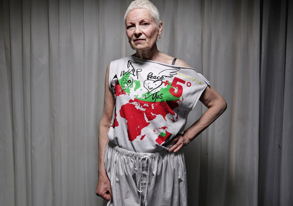 0d2210d95 Vivienne Westwood 'deeply upset' by criticism received after ...