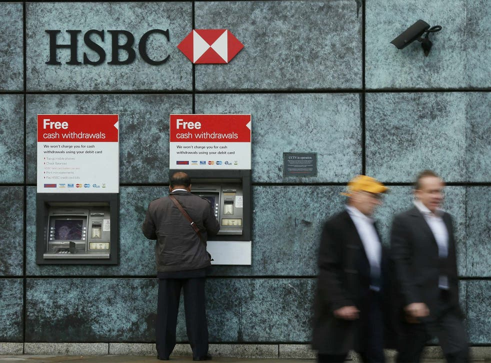 HSBC stands accused of 'aggravated money laundering'