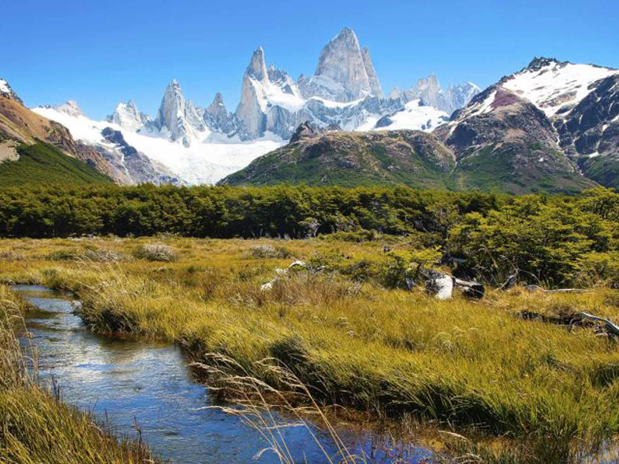 Patagonia Traveller s Guide