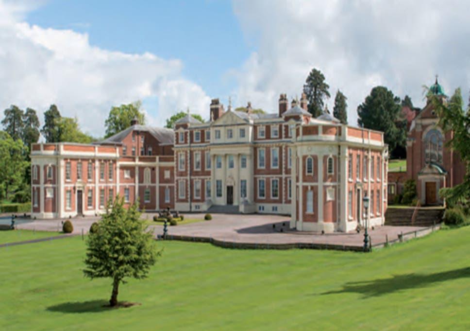 Hawkstone Hall Is On Sale For 4 25 Million