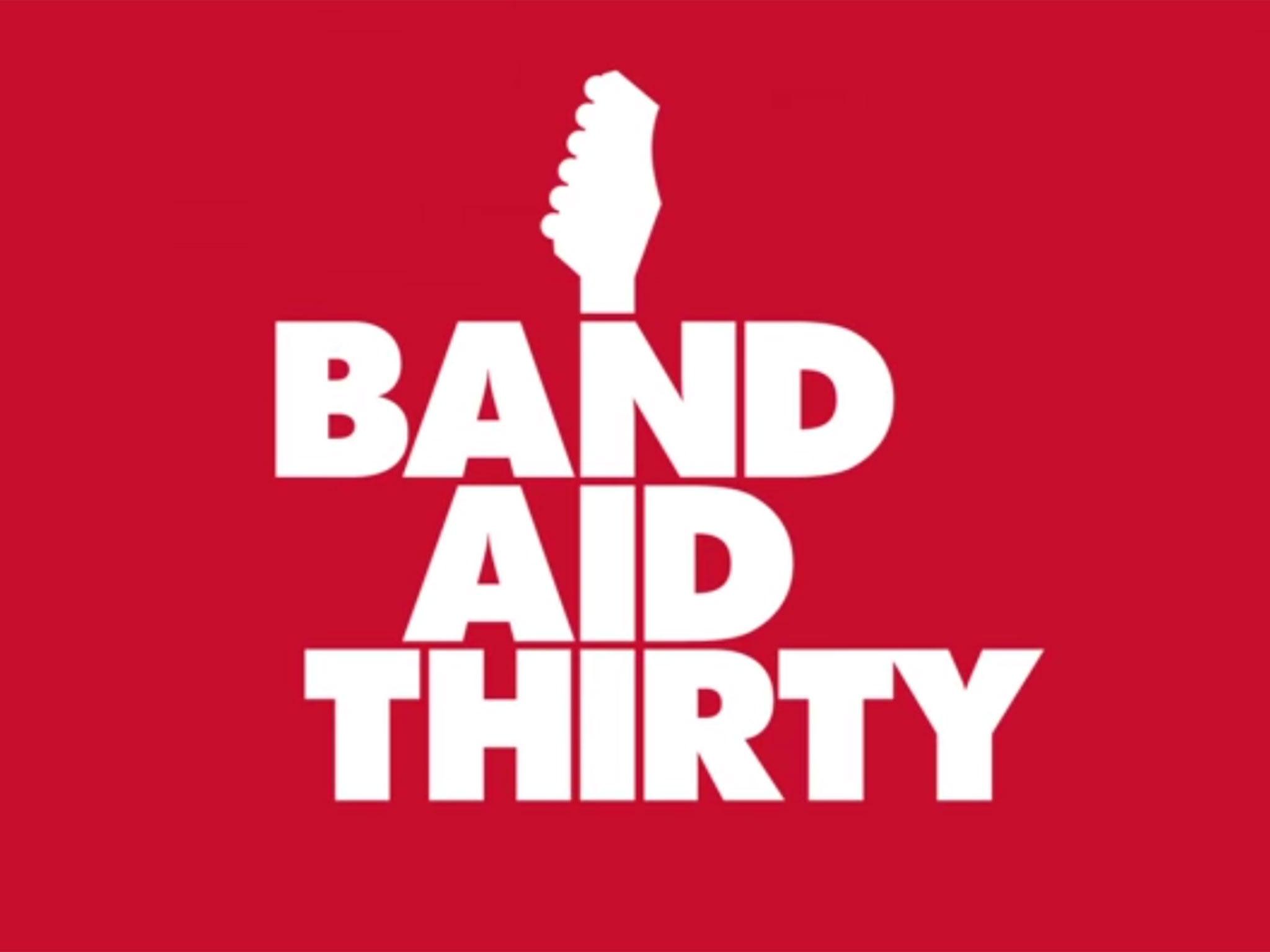 Band Aid 30 Lyrics Reworked Lyrics For Ebola Themed Do