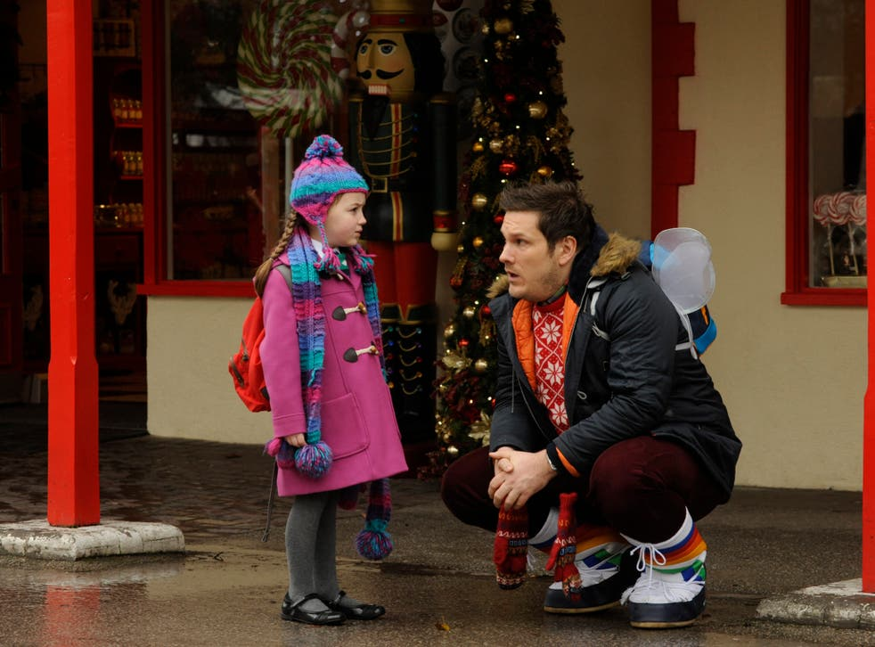 HAND OUT PRESS PHOTOGRAPH / FILM STILL FROM THE MOVIE nativity 3 . DOWNLOADED FROM PANTHER
