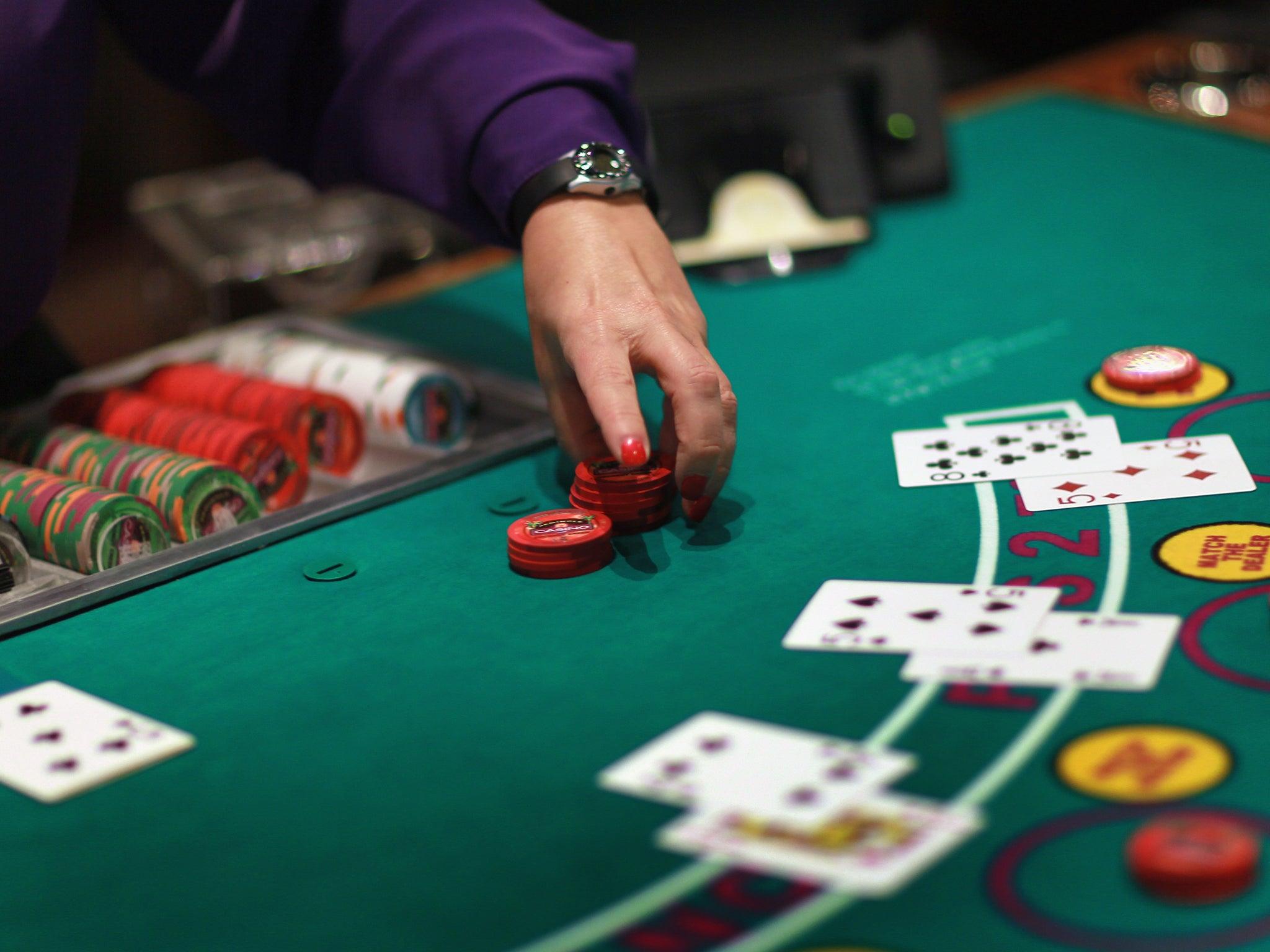 Average debt from gambling greek town casino buffet