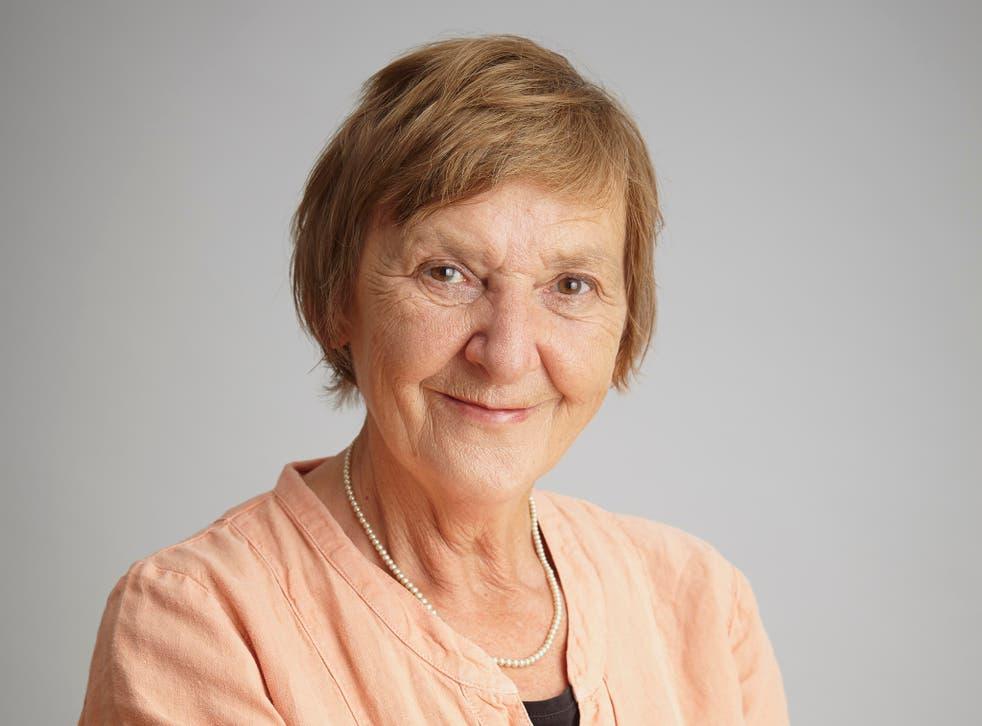 Jenny Uglow, author