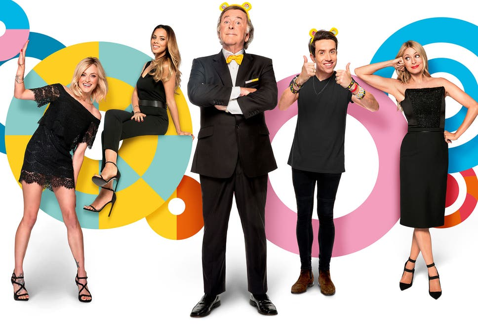 3ffbcbac56aa Children in Need 2014 line-up  What to expect from the BBC charity bonanza  from S Club 7 to EastEnders and Doctor Who