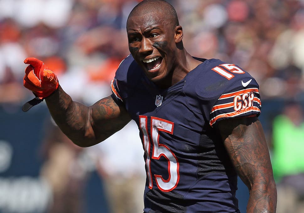 super popular d4543 45302 Brandon Marshall: Chicago Bears wide receiver offers ...