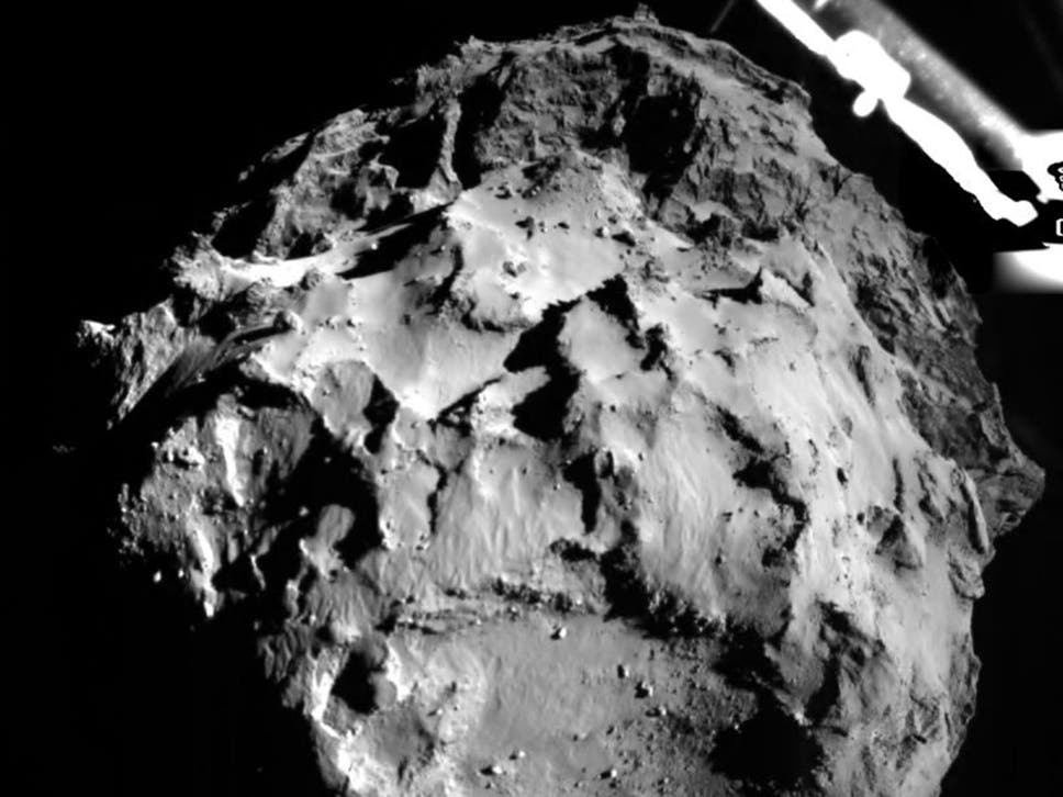 Rosetta probe discovers evidence of life\'s building blocks on comet ...