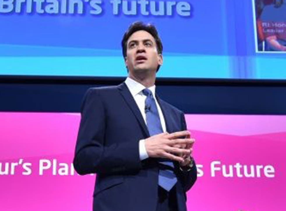 The ComRes poll for The Independent on Sunday gives Labour a four-point lead over the Conservatives