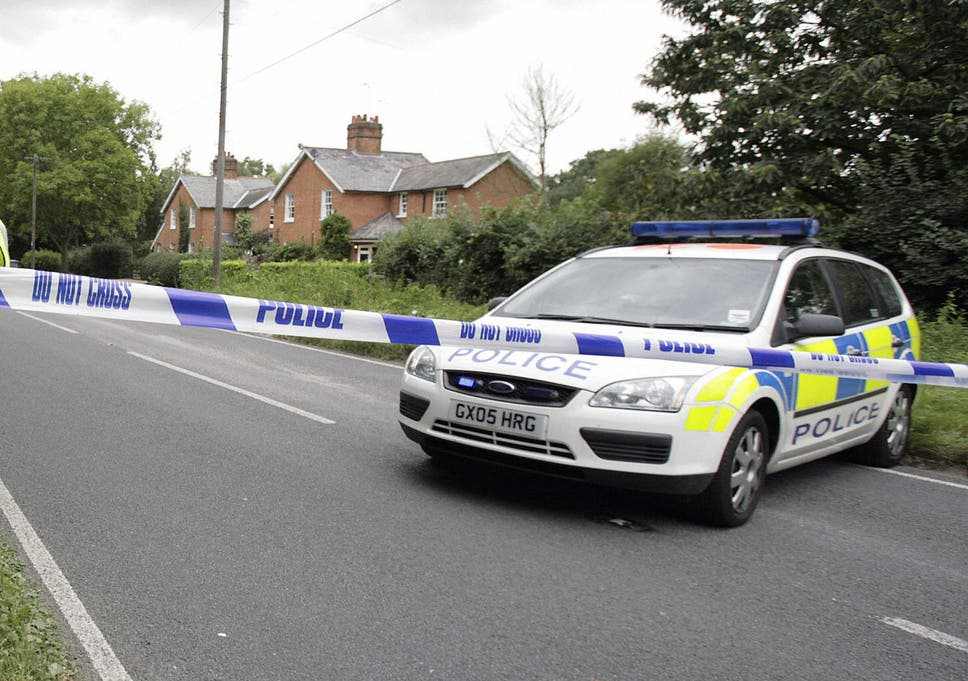 Woman hit by police car on emergency call suffers 'life threatening