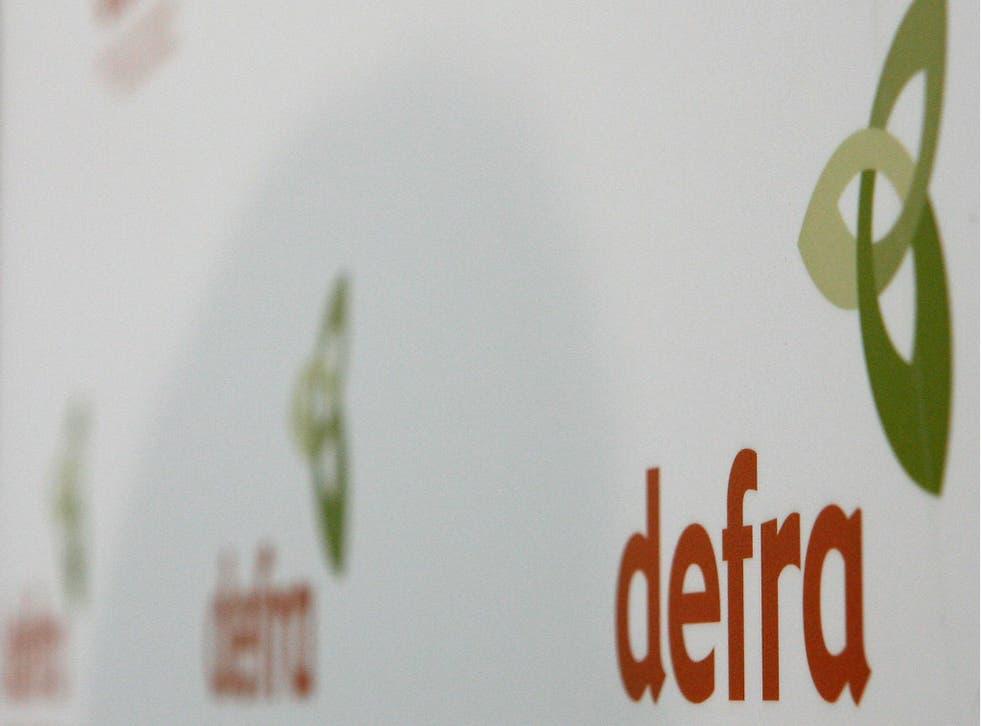 Defra confirmed 17 cases of avian flu