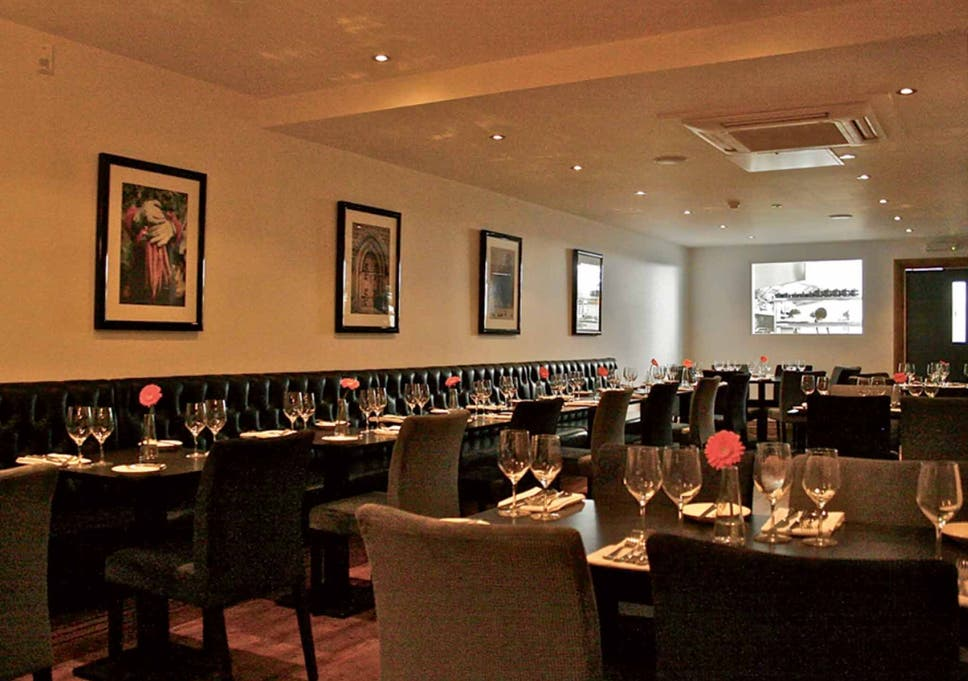Carters Of Moseley Restaurant Review The Independent
