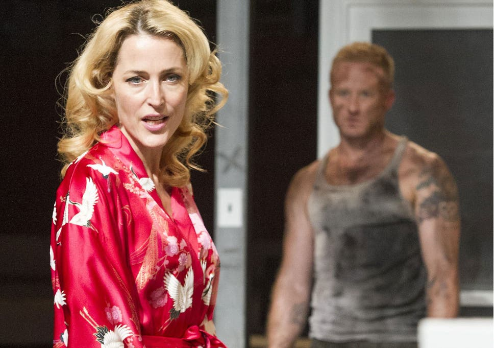 Gillian Anderson leads acting nominees in Evening Standard Theatre ...