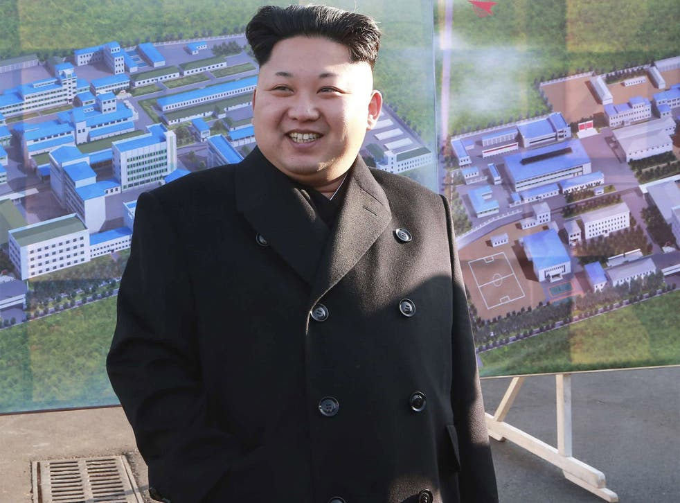 Kim Jong-un leads a country with one of the world's worst human rights records