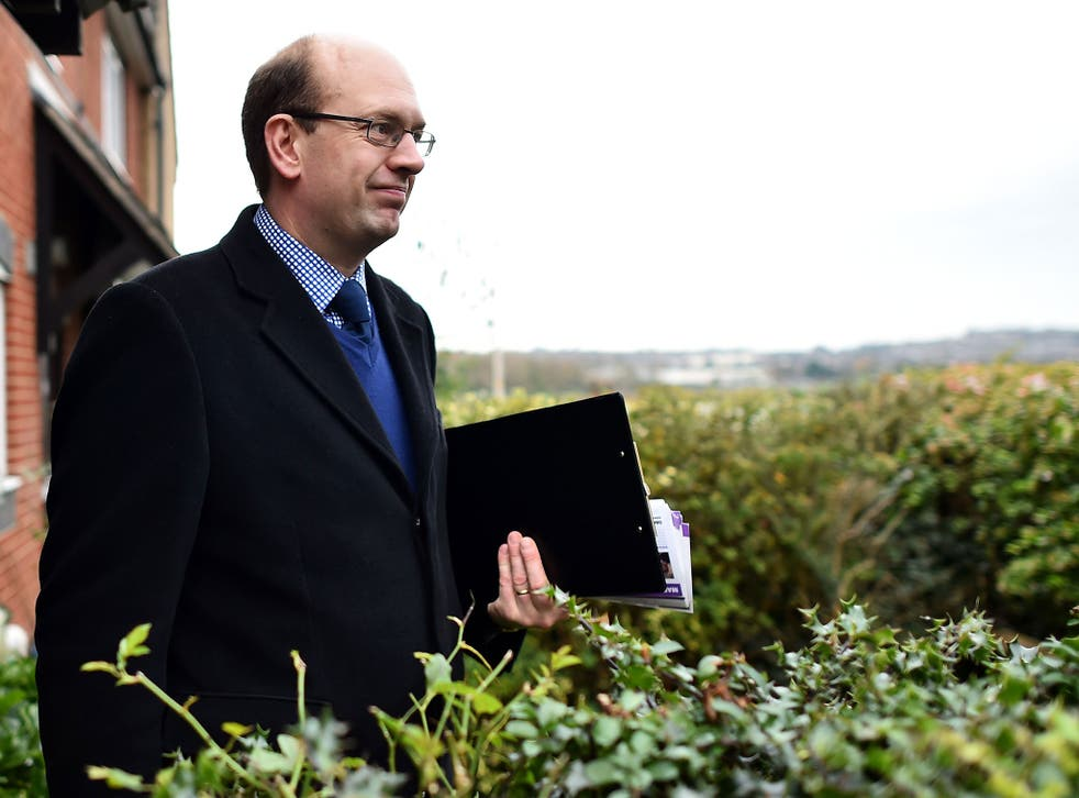 Mark Reckless warns long-term EU migrants 'could be told to leave Britain' if Ukip gets into government