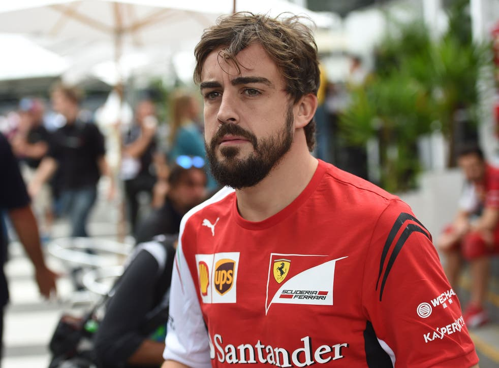 Fernando Alonso will leave Ferrari