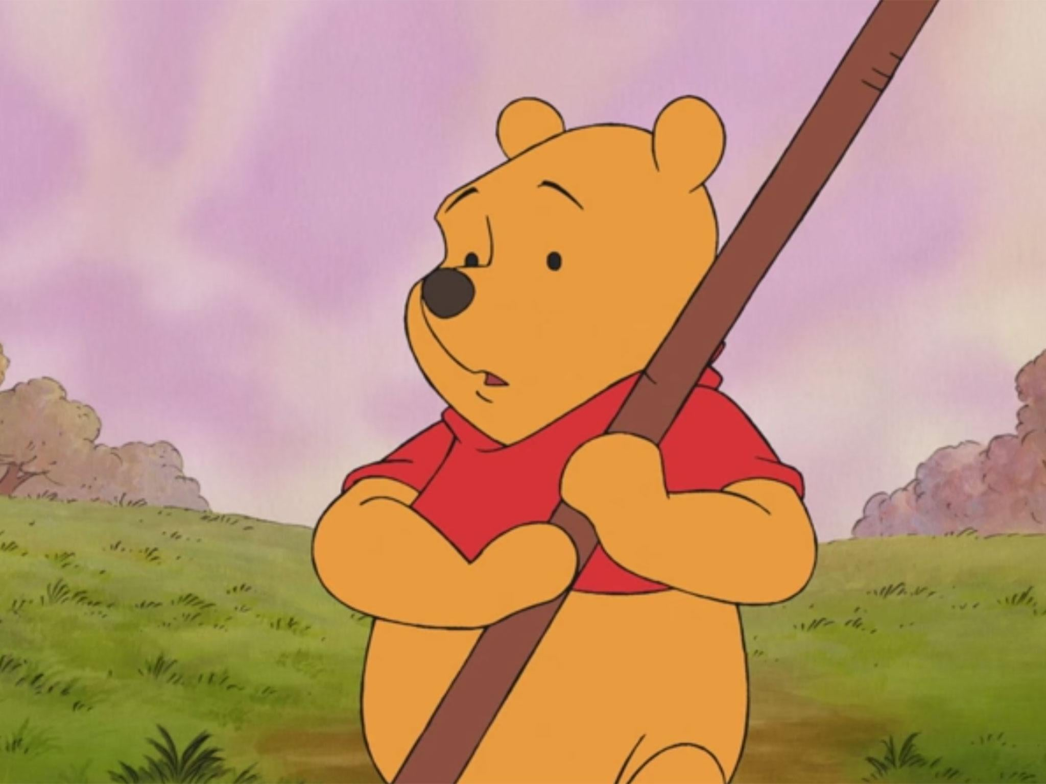 winnie the pooh banned from polish playground for being