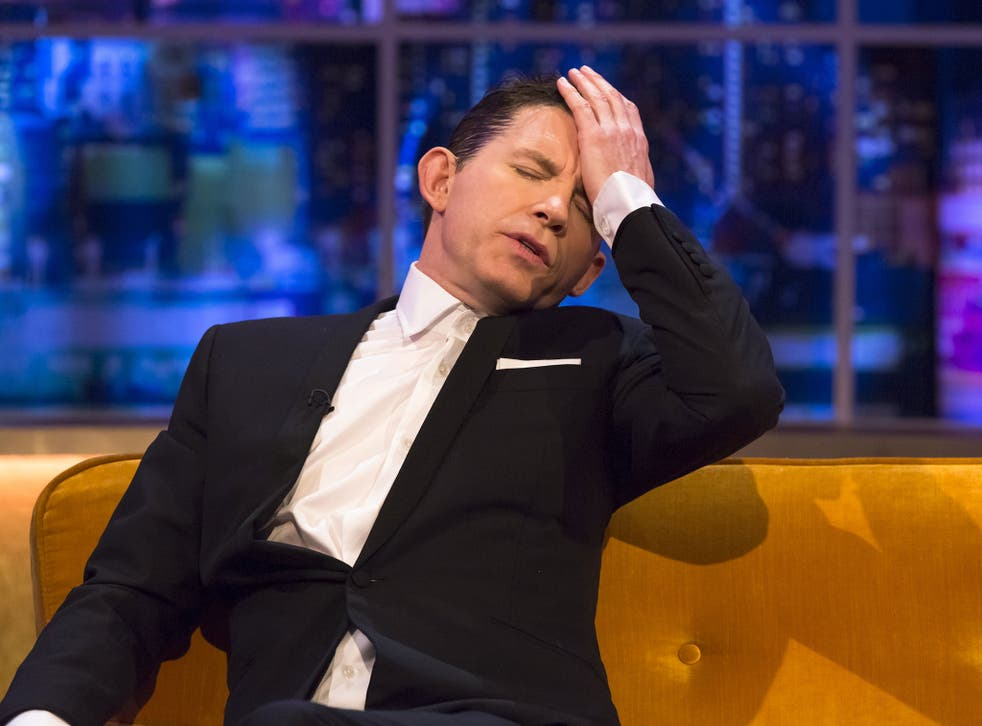 Lee Evans is quitting comedy to spend more time with his wife and daughter
