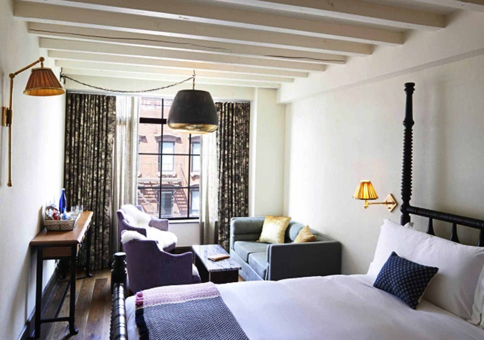 The Ludlow New York Room Service The