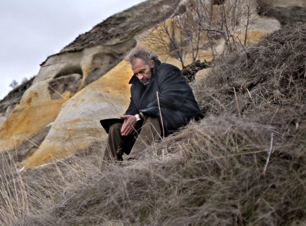 Winter Sleep', starring Haluk Bilginer