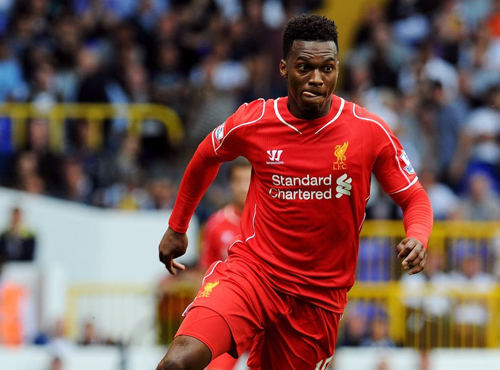 Daniel Sturridge has suffered nine injuries to the same left thigh during his 10-year career