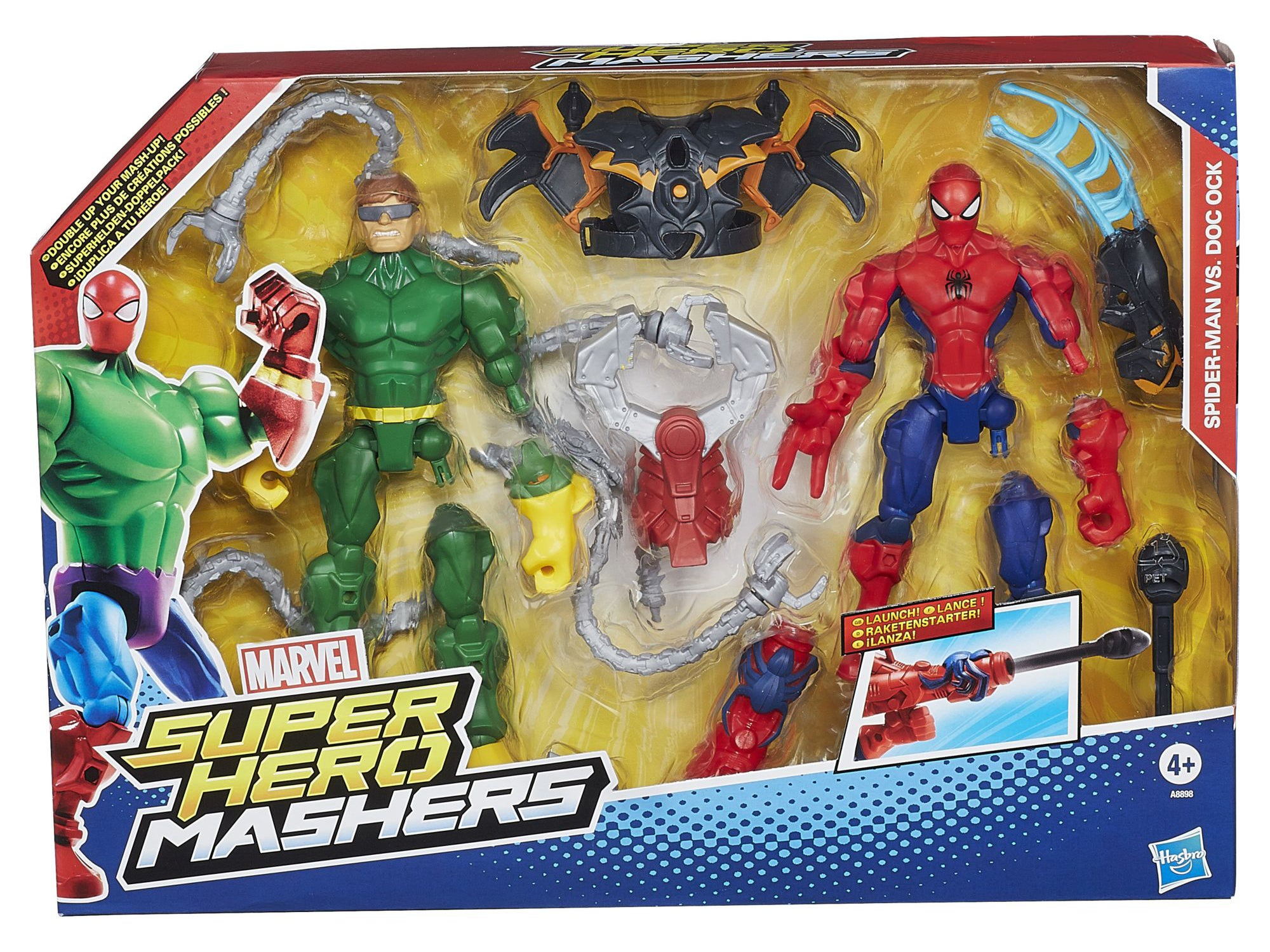 Christmas 2014 12 Best Action Figures The Independent Switch Lego Marvel Super Heroes 2 English Asia Games Combine Your Favourite In This Great Range Of Mix And Match Styles Fun Doesnt Stop There With Children Being Able To Pick