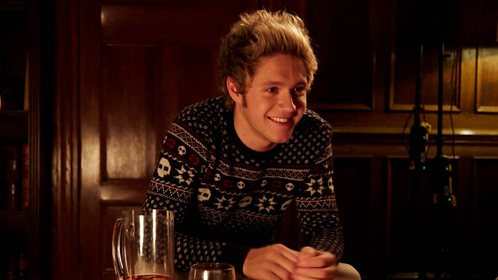 One Direction 'Night Changes' music video: Harry Styles